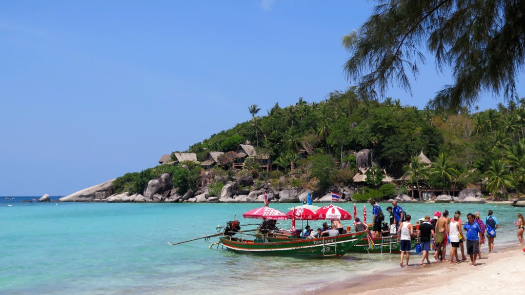 Koh Tao, Sai Ree Beach