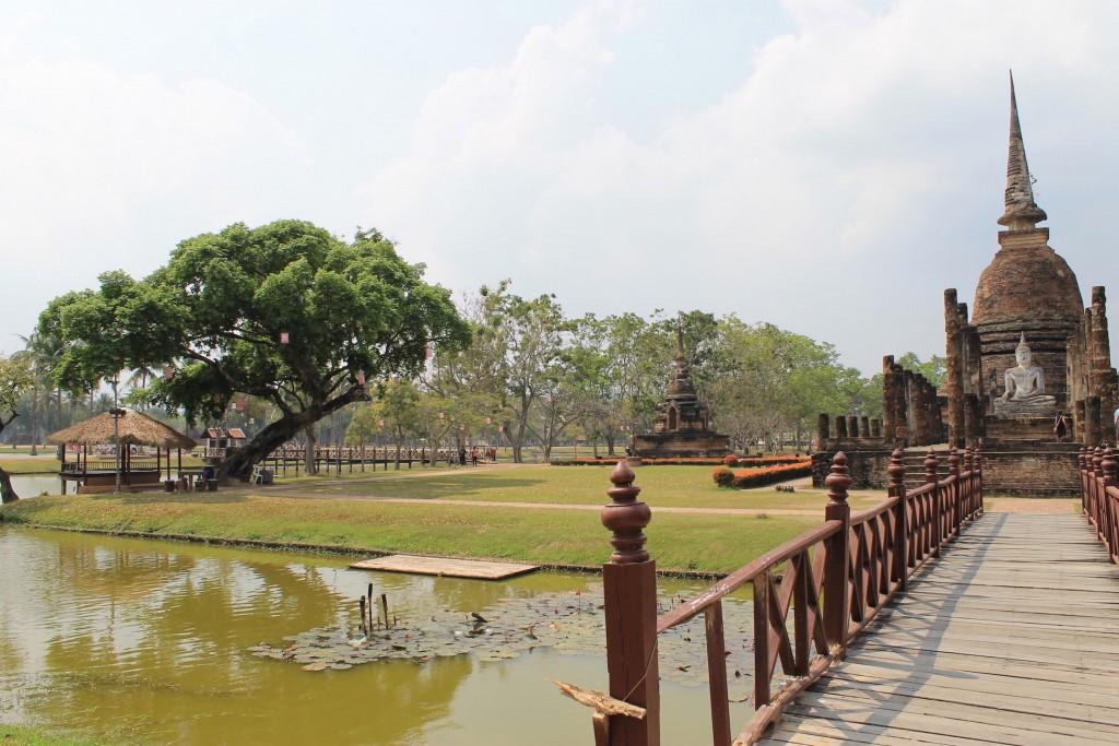 Sukhotai, Parc Historique