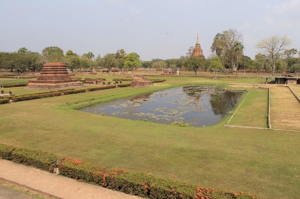 Sukhothai, Parc Historique